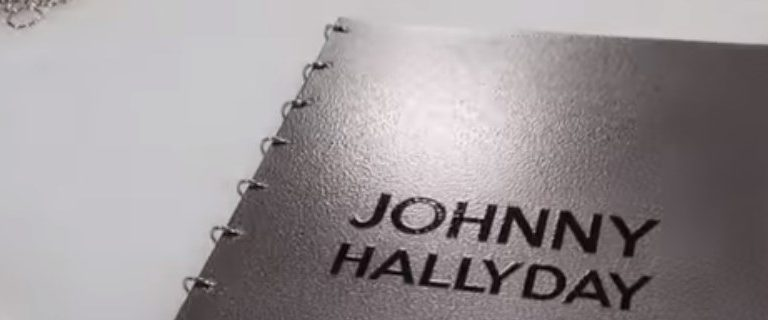 le grand livre de Johnny Hallyday